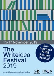 Writeidea brochure 2019