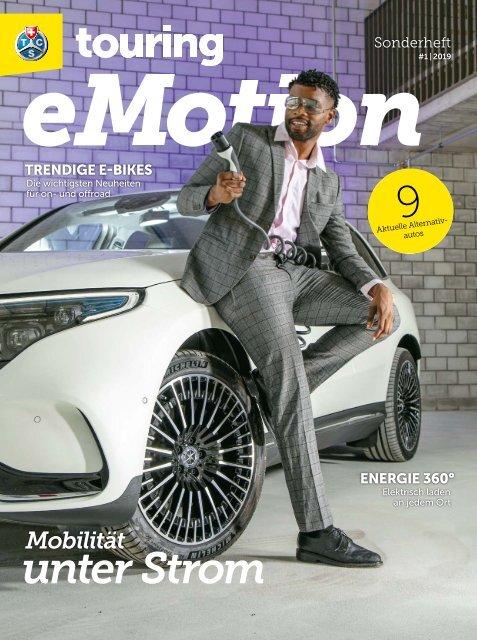 Touring November 2019 - eMotion