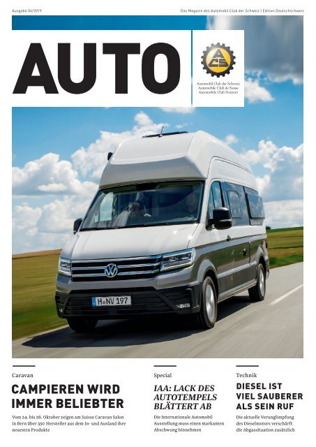 ACS Automobilclub - Ausgabe 06/2019