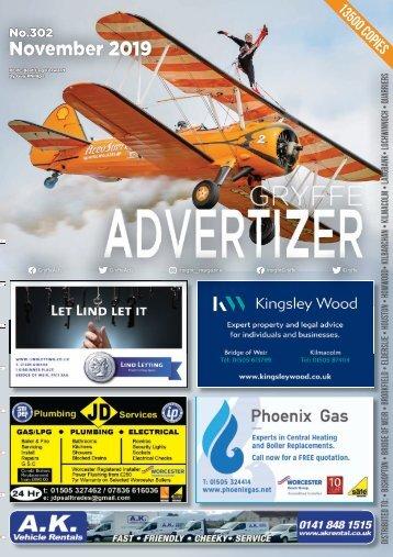 302 NOVEMBER 19 - Gryffe Advertizer