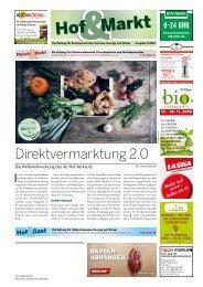 Hof&Markt | Fleisch&Markt | Hof&Gast 07/2019