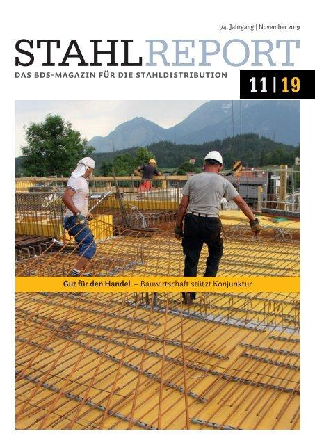 Stahlreport 2019.11