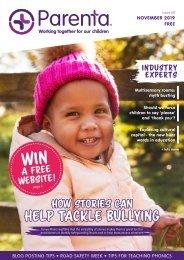 Parenta Magazine November 2019