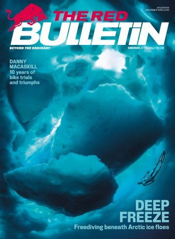 The Red Bulletin November 2019 (UK)