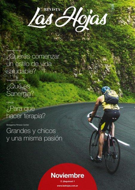 Revista Las Hojas Noviembre