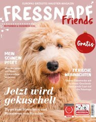 Fressnapf Friends 06/19