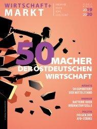 WIRTSCHAFT+MARKT Herbst/Winter 2019/2020