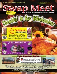 Swap Meet Magazine - Nov. 2019 EMag