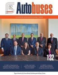 Revista Autobuses No. 132