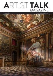Artist Talk Magazine - issue 10