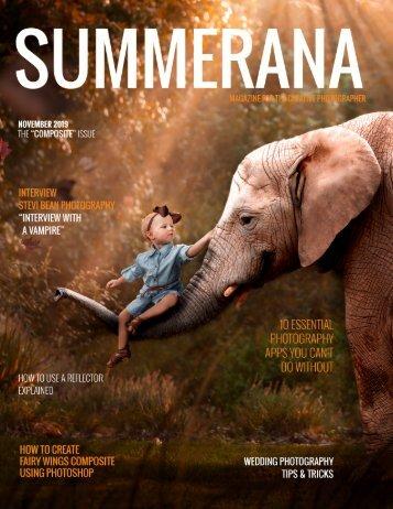 "SUMMERANA MAGAZINE | NOVEMBER 2019 | THE ""COMPOSITE"" ISSUE"