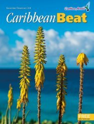 Caribbean Beat — November/December 2019 (#160)