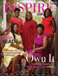 Inspire Women Fall 2019