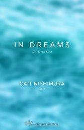 Nishimura - In Dreams