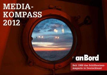 Media- KoMpass 2012 - an Bord