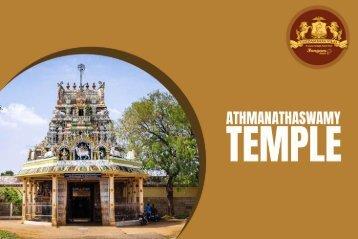Athmanathaswamy Temple | Chidambara Vilas