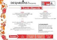 Brasseries Desjardins