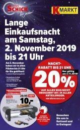 2019/44 - Wohn Schick - ET: 31.102019