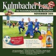 Kulmbacher Land 11/2019