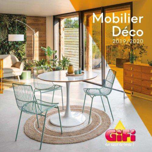 Gifi Mobilier Déco Collection 2019 2020