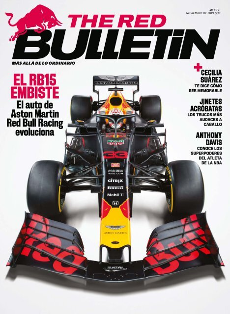 The Red Bulletin Noviembre 2019 (MX)