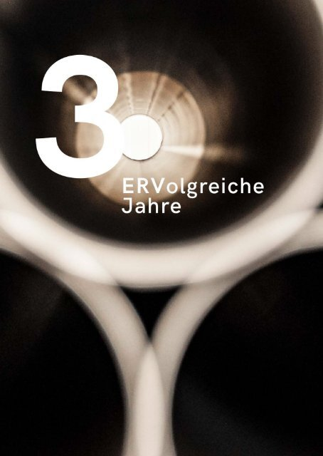 30 ERVolgreiche Jahre