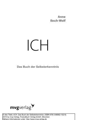 Anne Ibsch-Wolf - FinanzBuch Verlag