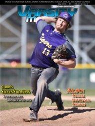 May 2018 Issue of Varsity Monthly Thumb Magazine