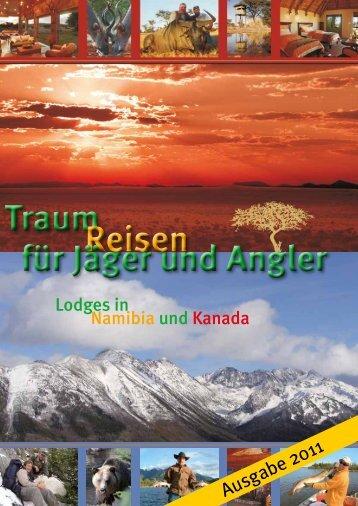 TraumReisen für Jäger und Angler Traum ... - Reisebüro Höfges