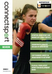 ConnectSport Review (Issue 2 - November 2019)