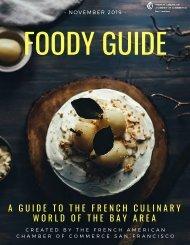Foody guide 2019