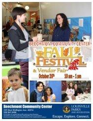 Beechmont Fall Festival & Vendor Fair 2019