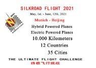 Dieter Honig Silkroad Flight 2021 Munich - Beijing