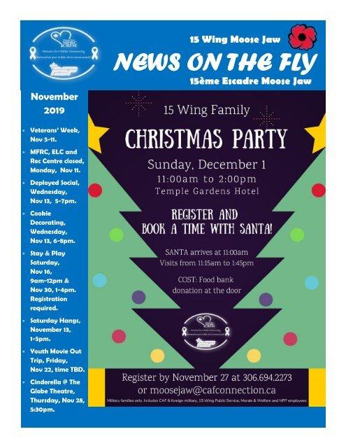 News on the Fly - November 2019