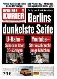 Berliner Kurier 31.10.2019