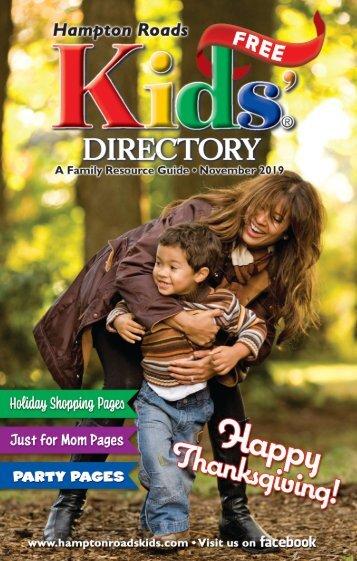 Hampton Roads Kids' Directory