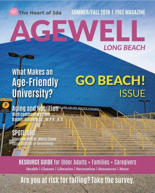AgeWell Summer/Fall 2019