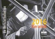 Adam Keramiktische 2016