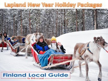Lapland New Year Holiday Packages