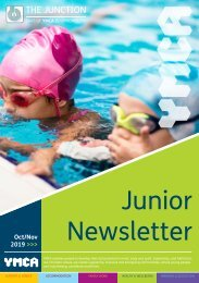 The Junction - Junior Newsletter - Oct/Nov 2019