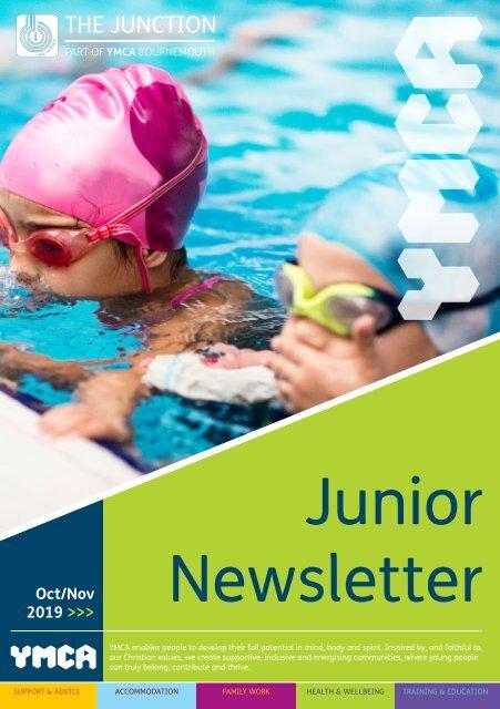 The Junction - Junior Newsletter - Oct/Nov 2019