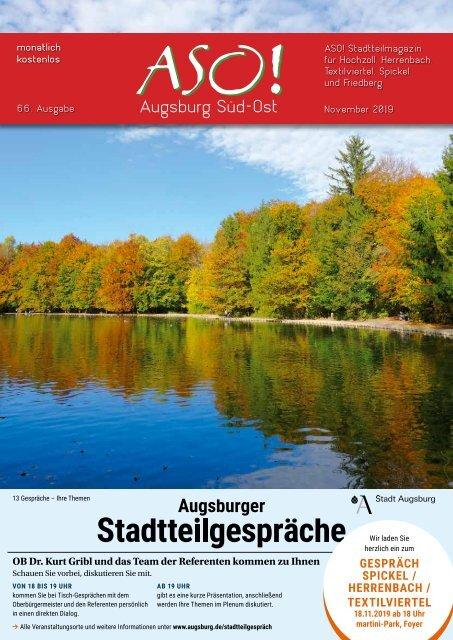 ASO! Augsburg Süd-Ost - November 2019