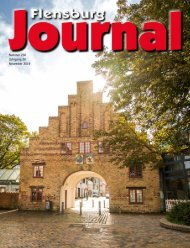 Flensburg Journal 206 - November 2019