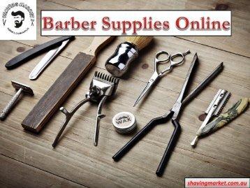 Barber Supplies Online