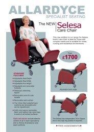 Selesa Care Chair