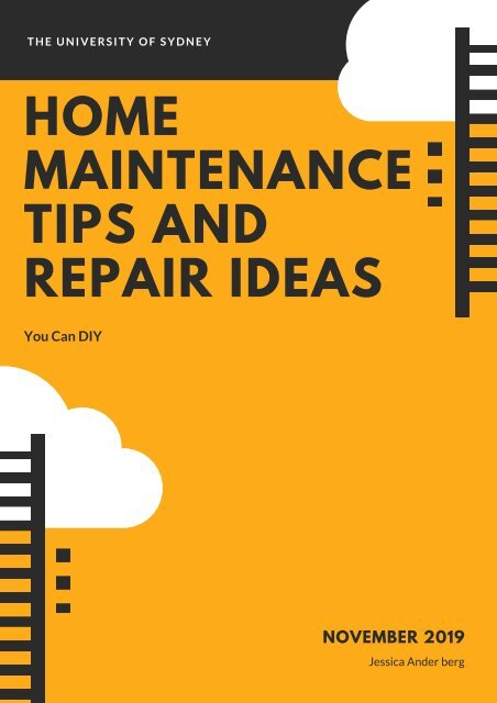 Home Maintenance Tips And Repair Ideas You Can Diy