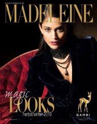 Madeleine Magic Looks 2019
