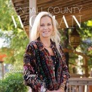 Kendall County Woman - November/December 2019
