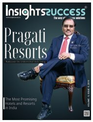 The Most Promising Hotels and Resorts in India