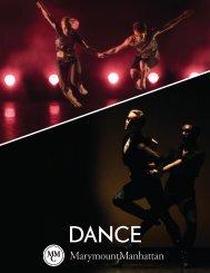 Dance Brochure 2019-20